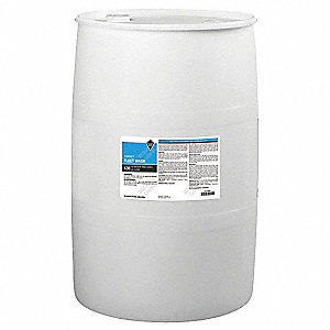 Fleet Wash,55 gal.,Drum,Clear