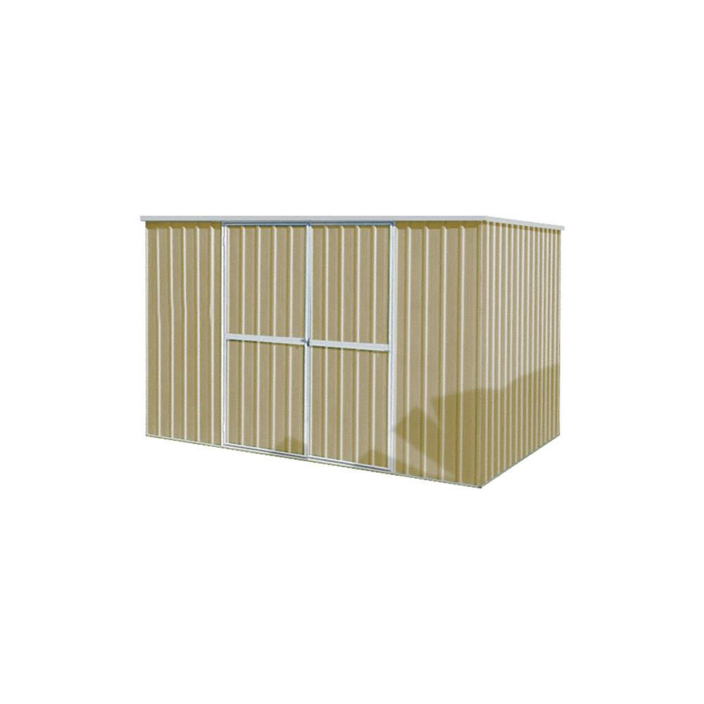 Grainger Roved Storage Shed Slope