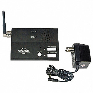 Interior Base Unit for Wireless Intercom