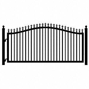 Gto Single St Augustine Driveway Gate 12 Ft 13x189