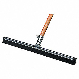 SQUEEGEE MUS BLK STD N/HANDLE