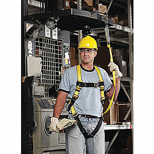 VEST HARNESS WORKMAN