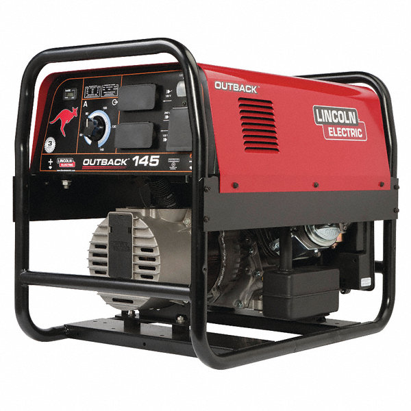 Lincoln electric engine driven welder outback 145 series for Lincoln electric motors catalog