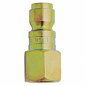 1/4IN FEMALE COUPLER P-STYLE