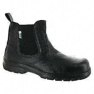 QUENTIN BOOT - BLACK SZ 8.5
