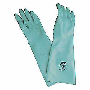 GLOVES NITRILE SIZE 8