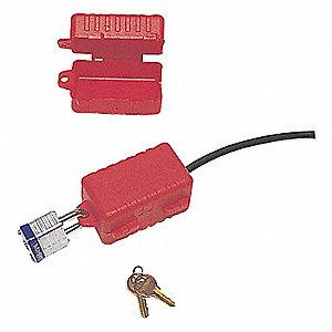LOCKOUT ELECTRICAL PLUG 220/550 V