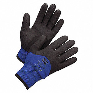 GLOVE COLDGRIP PVC INSULATED SZ10