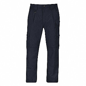 "Men's Tactical Pants, Fits Waist Size: 32"", Inseam: 30"", LAPD Navy"