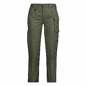 Womens Tactical Pant,Olive,Size 2