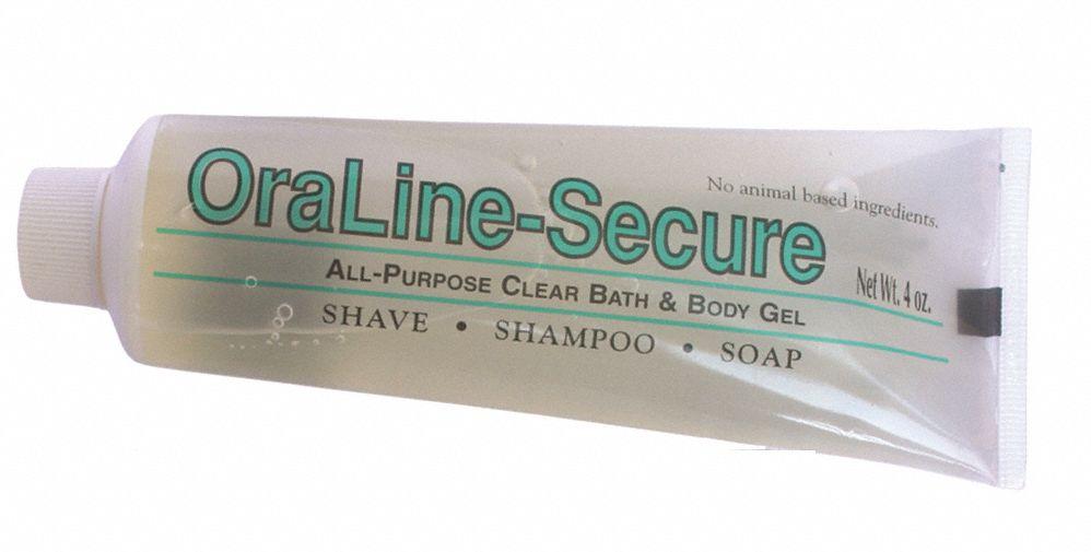 Correctional Facility Body Wash And Shampoo