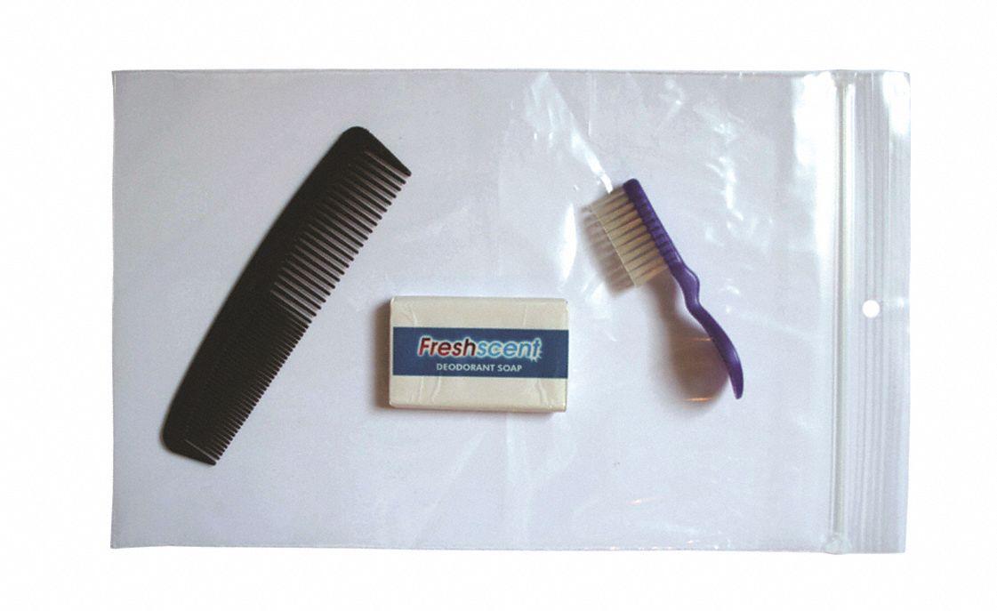 Correctional Facility Personal Hygiene Kits