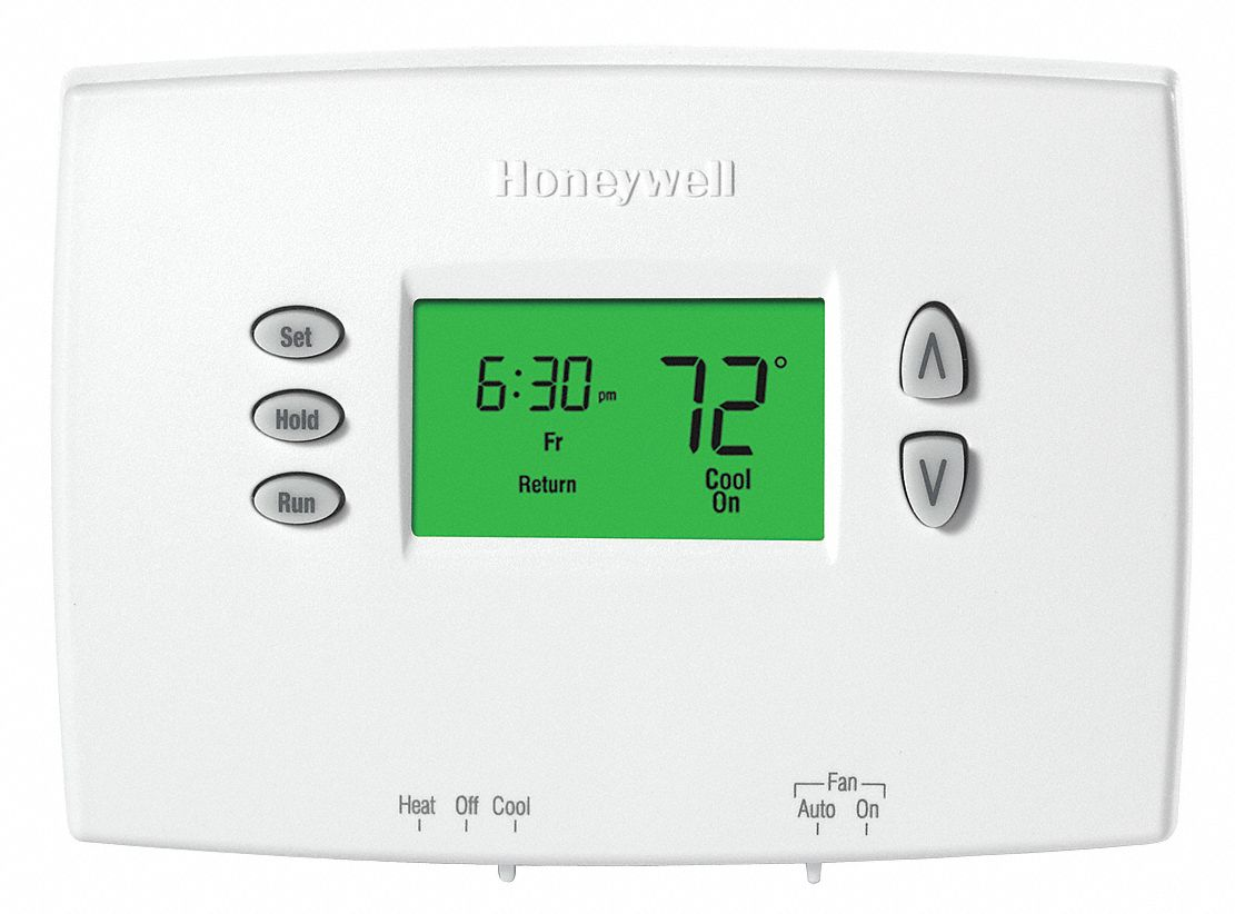 Honeywell Home Low Voltage Thermostat  Stages Cool 1