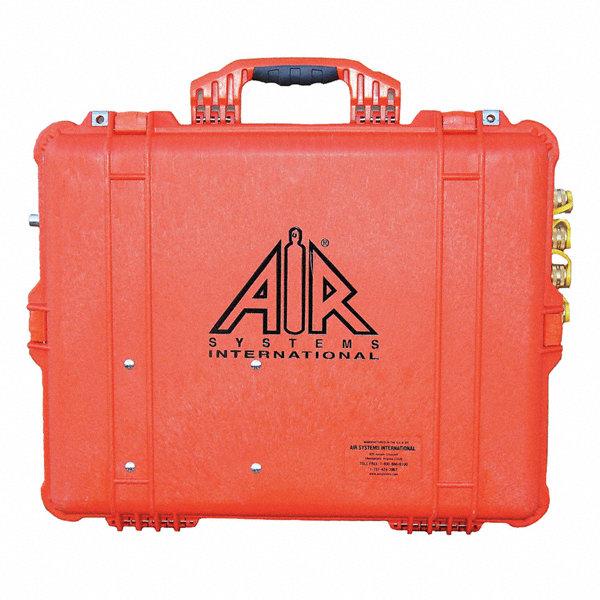 Air Systems International Filtration Panel Hanson 150 Psi 14a075 Bb100 Co Grainger