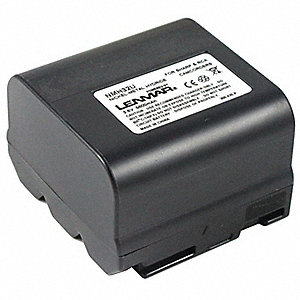 Sharp/RCA Camcorder Battery, Nickel-Metal Hydride, Voltage 3.6, 5600mAh, 1 EA