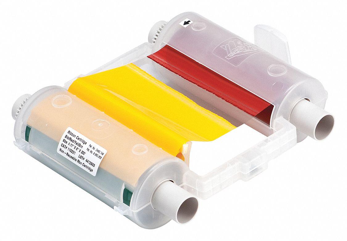Label Maker Ribbon Cartridges