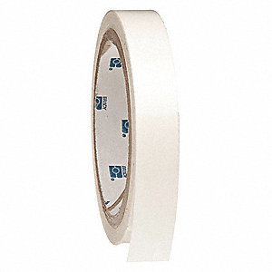 "Indoor/Outdoor Polyester Label Tape Cartridge, Clear, 3/4""W x 30 ft."