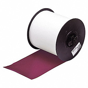 Tape Cartridge,Purple,100 ft. L