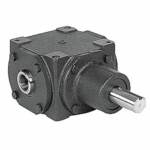 Standard Rugged Cast Iron Bevel Gear Drive