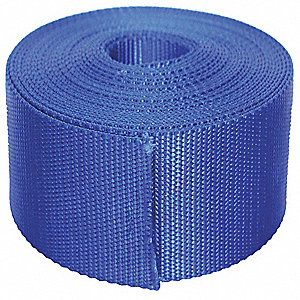Bulk Webbing,27 ft x 2 In,7000 lb