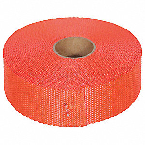 Bulk Webbing,27 ft x 1 In,3800 lb