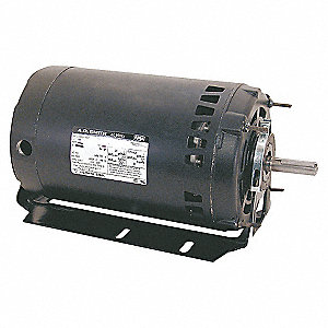 BELT DRIVE MOTOR,3-PH,ODP,3/4 HP