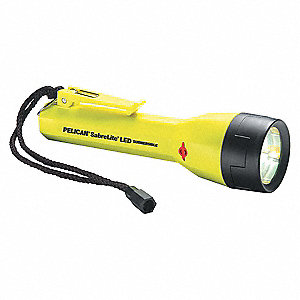 FLASHLITE SABRELITE LED 3C CELL YW