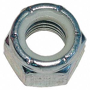 LOCK NUTS NLN INSRT 1/2 PL 50/JR
