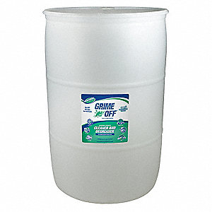 Unscented Degreaser, 55 gal. Drum
