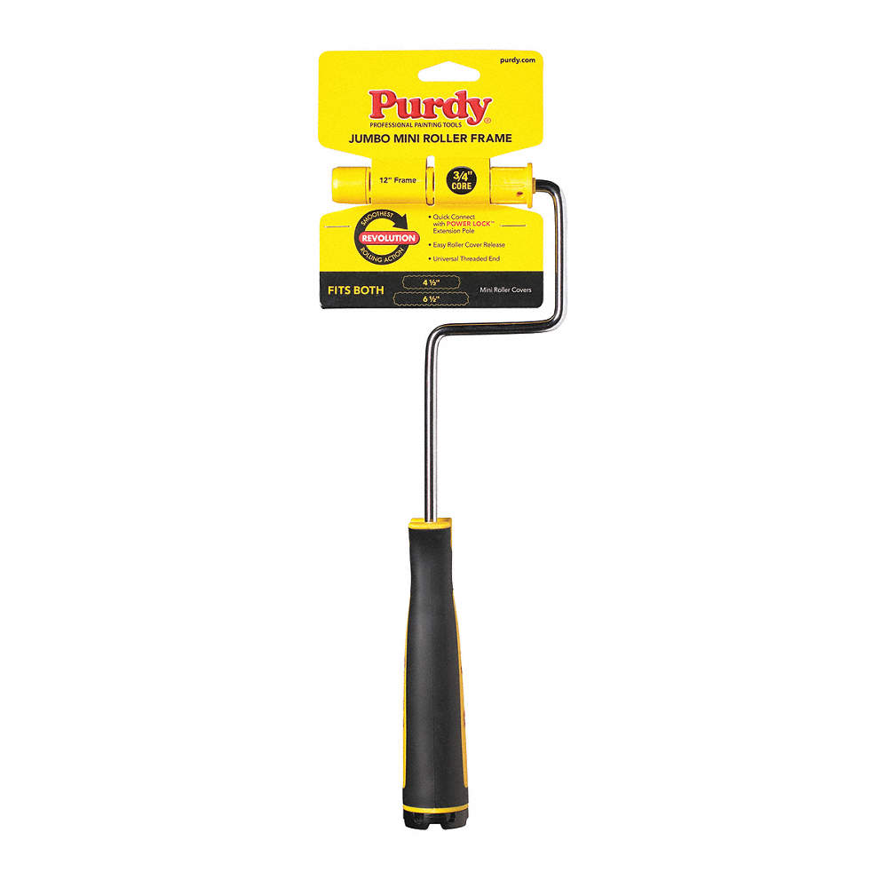 PURDY Mini Paint Roller Frame, 12\
