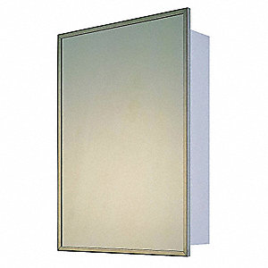 Medicine Cabinet,Surface Mount,24x30in