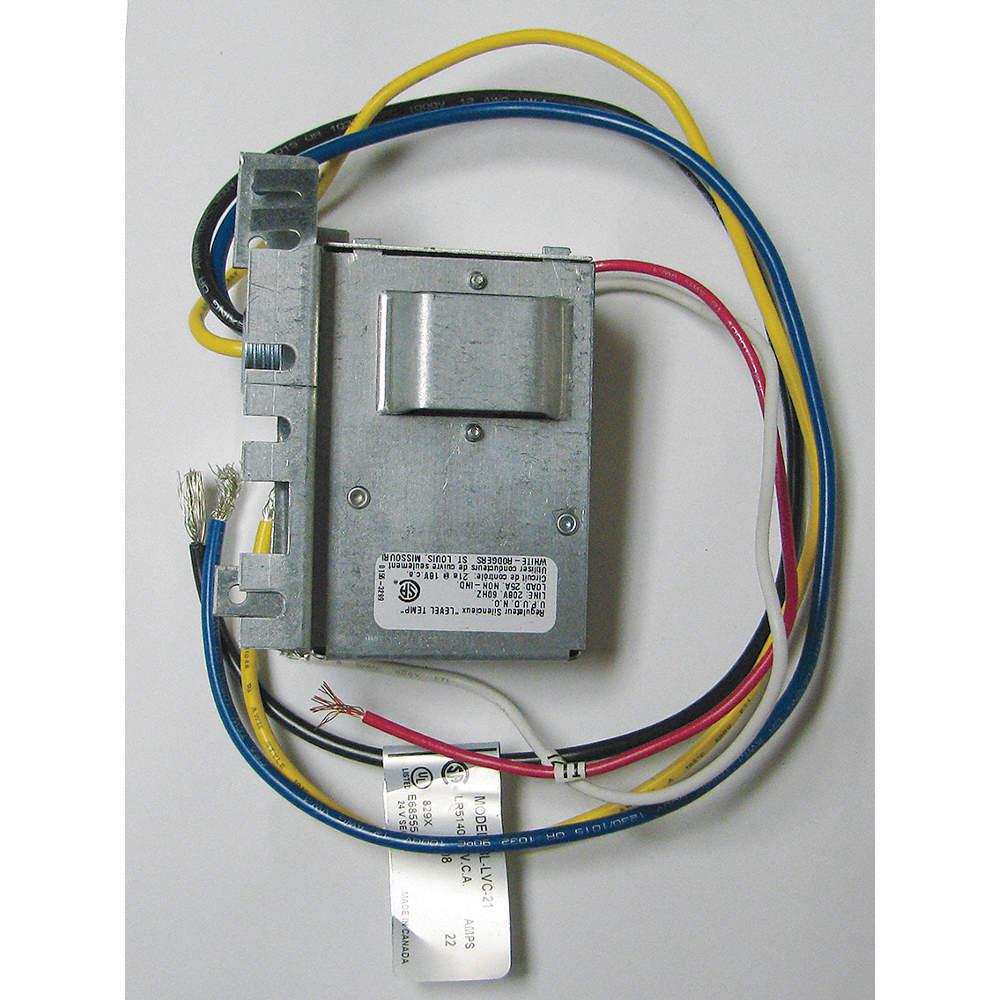 DIMPLEX Low Voltage Relay Transformer Kit,208V - 14C618|BLLVC21 ...