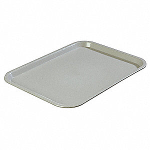 Cafe Tray,12 x 16,Gray,PK24