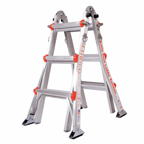 Little Giant Aluminum 90 Degree Extension Scaffold