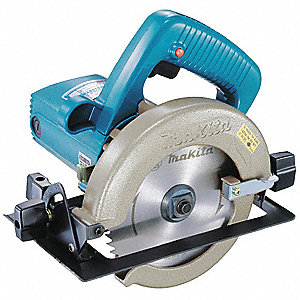 "5-1/2"" Circular Saw, 8000 No Load RPM, 8.0 Amps, Blade Side: Left"