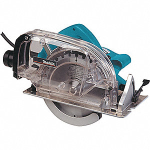 "7-1/4"" Circular Saw, 5800 No Load RPM, 13.0 Amps, Blade Side: Right"