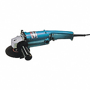 "5"" Angle Grinder, 9.0 Amps"