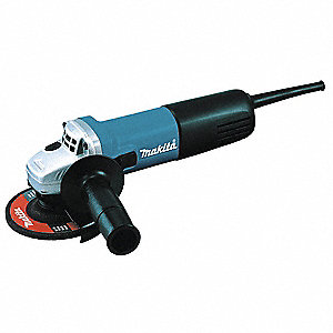 "4-1/2"" Angle Grinder, 7.5 Amps"