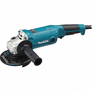 "5"" Angle Grinder, 10.5 Amps"