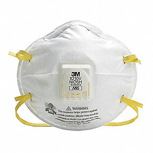 Respirator Respirator N95 N95 Disposable Pk10 Disposable