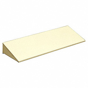 SLOPING TOP 3 WIDE 36X12 SAND