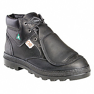 BOOTS MET GUARD BLACK SZ 7