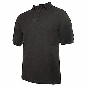 Tactical Polo,Black,L