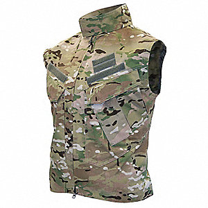 HPFU Slick (No I.T.S.) Vest,MultiCam,XL
