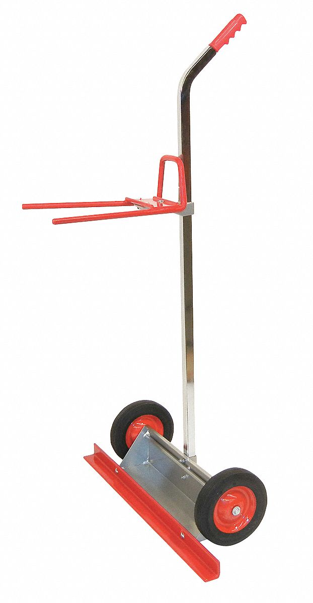 2-Wheel Tilt-Style Cart for Bistro Tables,  200 lb Load Capacity,  Max. Number of Tables 1