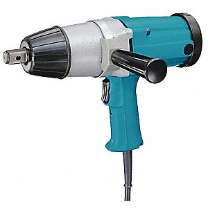 "3/4"" Impact Wrench, 120VAC Voltage, Detent Pin, 433 ft.-lb. Max. Torque"