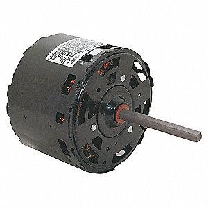 CONDENSER FAN MOTOR,1/4HP,1075 RPM