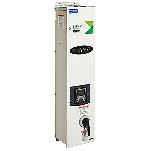 Variable Frequency Drive,20 Max. HP,3 Input Phase AC,208VAC Input Voltage