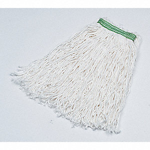 Rayon Wet Mop Cut-End Wet Mop, 12 PK