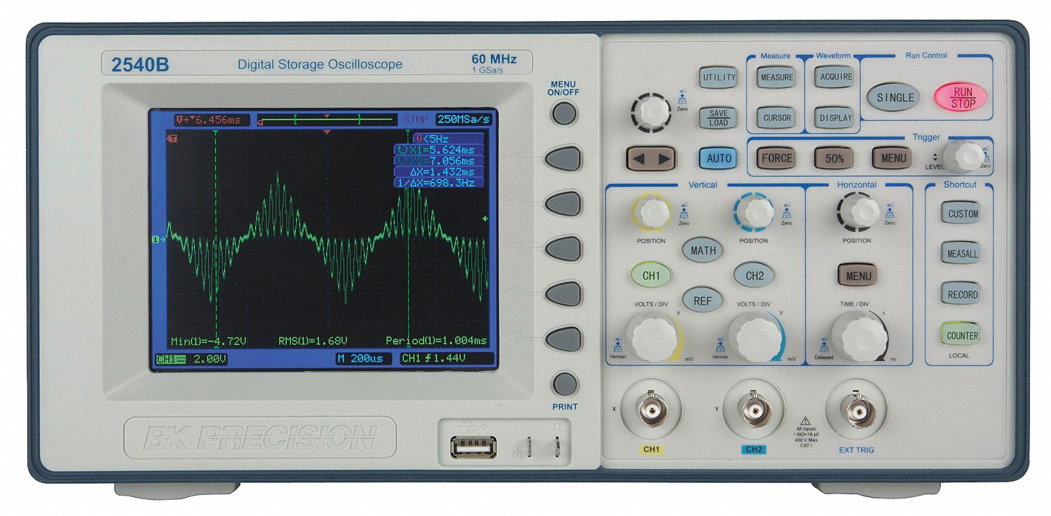 Bench Oscilloscopes
